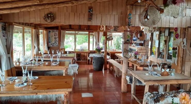 Tradiciones y Cocinería Morelia, ubicado en Cucao, fue destacada por los premios Travellers' Choice 2020